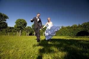 Фото свадьбы Анны и Николая