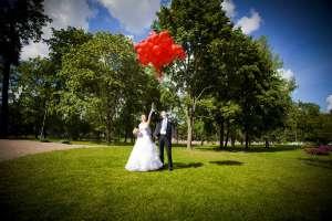Фото свадьбы Анны и Максима