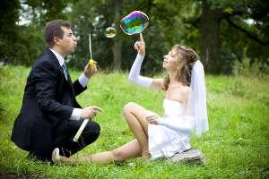 Свадебная фотосъемка Ольги и Сергея