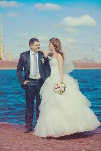 Свадьба Анастасии и Дмитрия в Петербурге. Профессиональный фотограф