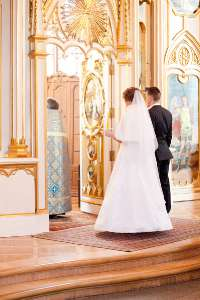 Фотосъемка венчания