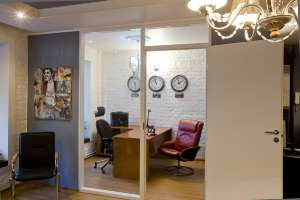Квартира-офис от Оксаны Тарнавской