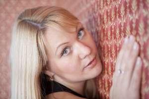 Профессиональная фотосъемка в студии - фотосессия Ольги.